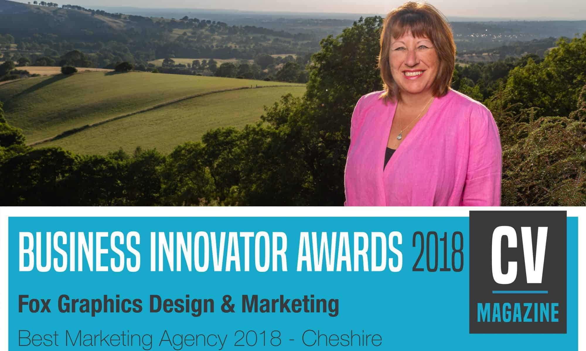 Blog Innovation Award