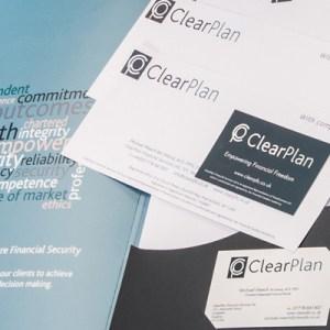 ClearPlan Branding