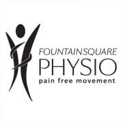 Fountain Square Physio Logo Design