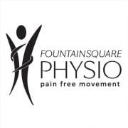Fountain Square Physio Logo Design