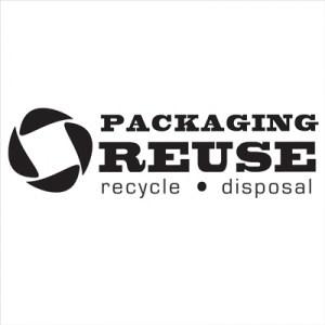 Packaging Reuse Logo Design
