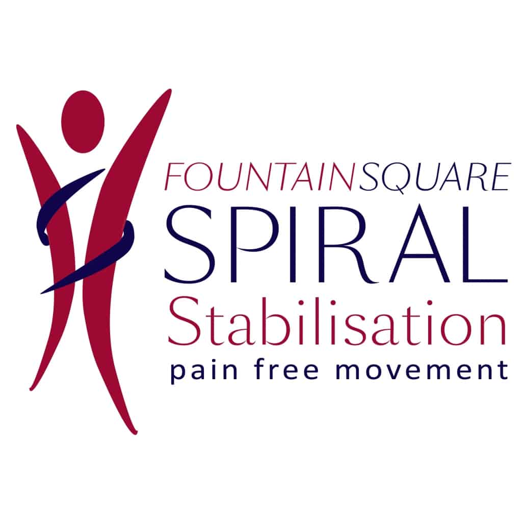 Spiral Stabilisation Logo Design