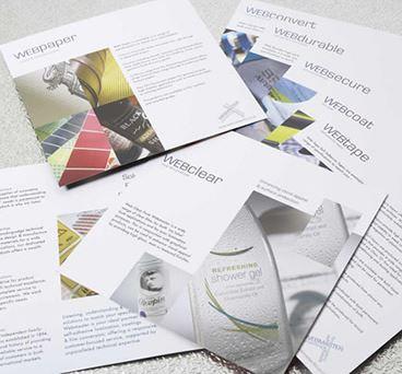 Webmaster Brochure